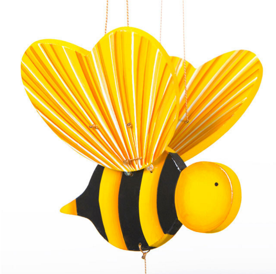 Save the Bees - Bumble Bee Mobile
